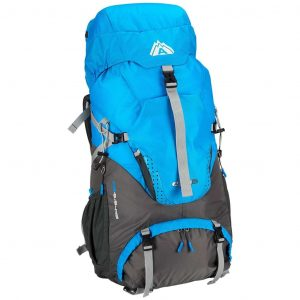 Abbey Outdoor Rucksack Sphere 60 L Blau 21QI-BAG-Uni Blau 8716404286323