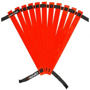 Avento Trainingsleiter 4 m 75BB-ORA-Uni Orange 8716404300319