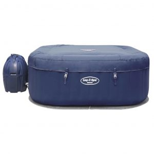 "Bestway Lay-Z-Spa Spa Wanne ""Hawaii AirJet"" 54154 Blau 8718475707646"