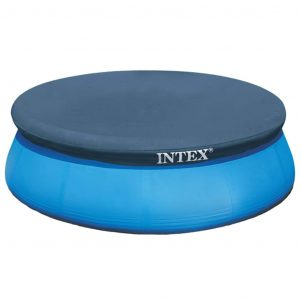 Intex Poolplane Rund 366 cm 28022 Blau 8718475699149