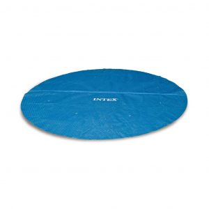 Intex Solarplane Poolplane Rund 305 cm 29021 Blau 8718475699194
