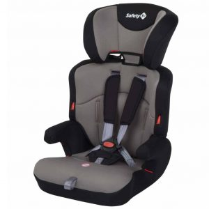 Safety 1st 2-in-1 Kindersitz Ever Safe 1+2+3 Schwarz 8512652000 Schwarz 3220660298808