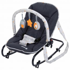 Safety 1st Babywippe Koala Warmgrau 2822191000 Grau 3220660298877