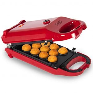 Trebs 6-in-1 Snack Maker 700 W Rot 99356 Rot 8718836263125