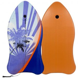Waimea Bodyboard Orange Ergonomische Form 52WK-ORA-Uni Orange 8716404310776