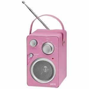 AEG Design Radio Rosa MR 4144  4015067006229