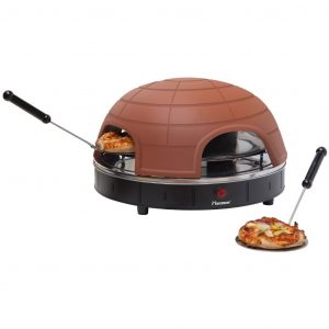Bestron Pizzaofen Quartetto APG410 Pizza Quartetto 900 W Braun 8712184037650