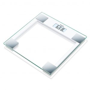 Beurer Personenwaage GS14 Glas 755.40 Transparent 4211125755409