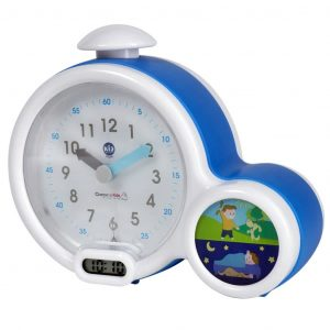 "Claessens'Kids Wecker & Schlaf Trainer ""Kid'Sleep"" Blau 0010 Blau 7640116260108"