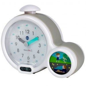Claessens'Kids Wecker & Schlaftrainer Kid'Sleep Grau 0031 Grau 7640116260313