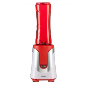 DOMO 2-in-1 Mixer 300 W Rot DO434BL Rot 5411397010490