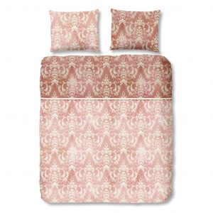 Descanso Bettwäsche-Set 9265-K Rosa 240 × 200/220 cm Rosa 8717285110264