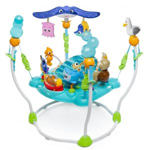 "Disney Babyhopser Sea of Activities ""Findet Nemo"" Blau K60701 Blau 0074451607019"