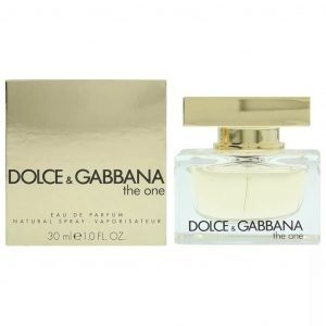 Dolce & Gabbana Dolce & Gabbana Eau de Parfum The One Damen 30 ml  3423473020981