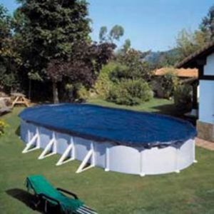 Gre Pool-Winterplane 730×375 cm Blau 8412081208695