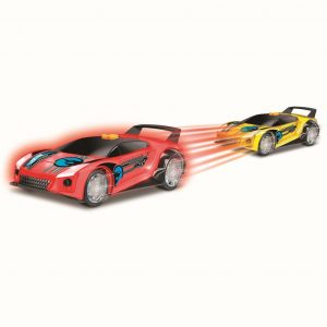 Hot Wheels Rennauto Hyper Racer Super Action Car Quick 'N Sik 90533 Rot 0011543905332