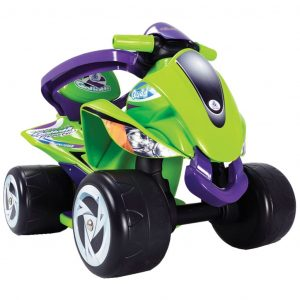INJUSA Kinderquad 6-in-1 Grün 8410964001371