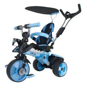 INJUSA Trike City Blau 3261 Blau 8410964032610