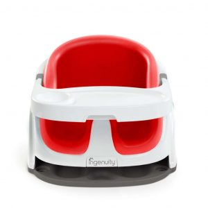Ingenuity Baby Base 2-in-1 Baby-Sitzerhöhung Rot K10868 Rot 0074451108684