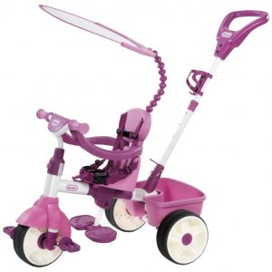Little Tikes Luxus 4-in-1 Trike Pink Rosa 0050743634307