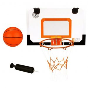 New Port Mini-Basketball-Set mit Korb