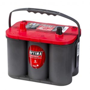 Optima Batterie Red Top 12 V 50 Ah RT S-4.2  4016987113462