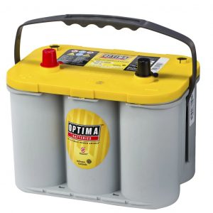 Optima Batterie Yellow Top 12 V 55 Ah YT S-4.2  4016987113523