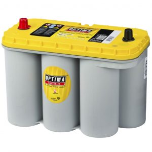 Optima Batterie Yellow Top 12 V 75 Ah YT S-5.5  4016987113585