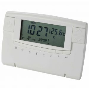 Perel Digitales Thermostat Weiß CTH406  5410329645311