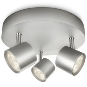 Philips myLiving LED-Spot 3-flammig 3 x 4