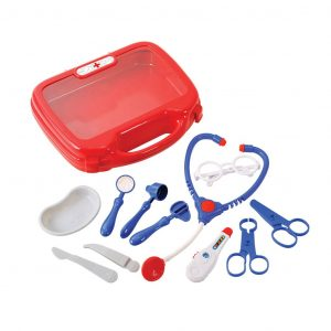 Playgo Arzt-Spielset Dr. Feel Well 2930 Rot 4892401029300