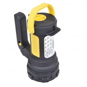 ProPlus Multifunktions-Taschenlampe 2 in 1 5 W LED +12 SMD LEDs 440115  8718546658020