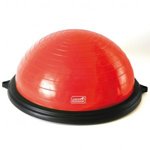 Sissel Balancetrainer-Ball Fit-Dome Pro 60 x 25 cm Orange SIS-160.311 Orange 4250694702599