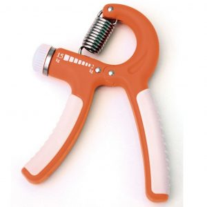 Sissel Handtrainer Hand Grip Therapy Orange SIS-162.101 Orange 4250694702698