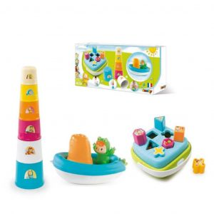Smoby Cotoons Baby Spielset 110408 Mehrfarbig 3032161104089