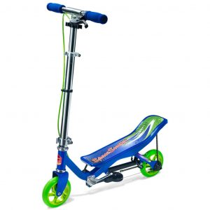 Space Scooter Junior Blau SPAC189050 Blau 6951446830024