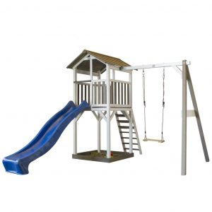Sunny Spielturm Beach Tower Single Swing 349x277x242 cm C050.017.00 Mehrfarbig 8717973931973