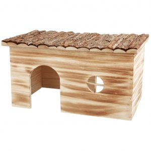 TRIXIE Nager-Haus Natural Living Grete 45x24x28 cm Holz 61975  4011905619750