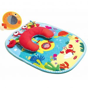 Tiny Love Spielmatte Tummy Time Fun Under the Sea 84x62x1 cm 33312036 Mehrfarbig 7290108860696