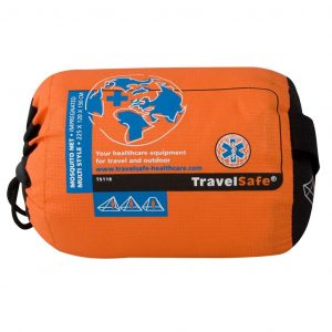 Travelsafe Moskitonetz Multi Style-Imprägniert 1 Person TS118 Transparent 8712318944625