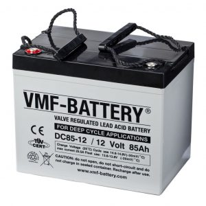 VMF AGM Deep Cycle Batterie 12 V 85 Ah DC85-12  8717545590683