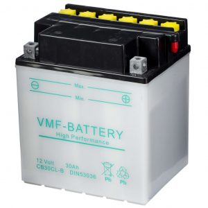 VMF Powersport Batterie 12 V 30 Ah CB30CL-B  8717545592489