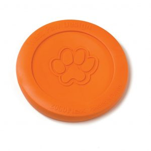 Zogoflex Hundefrisbee Zisc Orange Gr. L Orange 1937 Orange 0747473621362